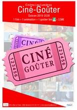 Ciné-Goûters