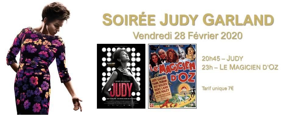 Soirée Judy